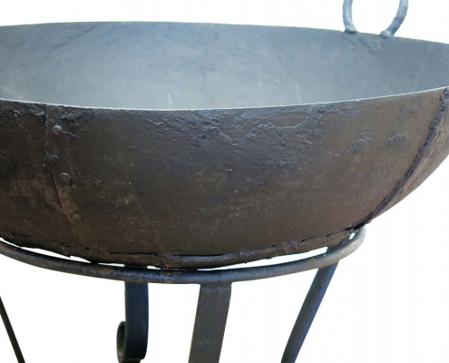 Vintage Firepit for Hire Scotland