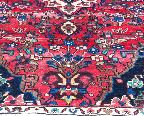 Vintage Wool Rug for Hire