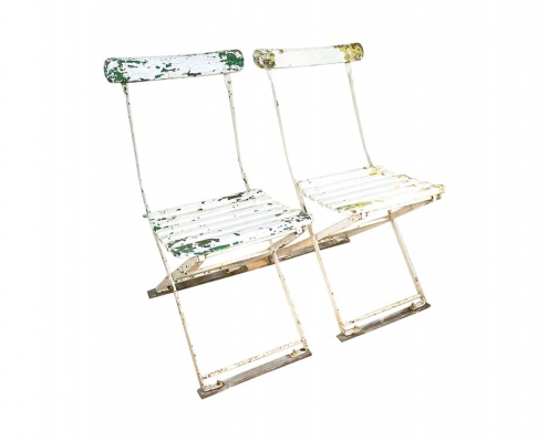 Folding Chairs for Hire