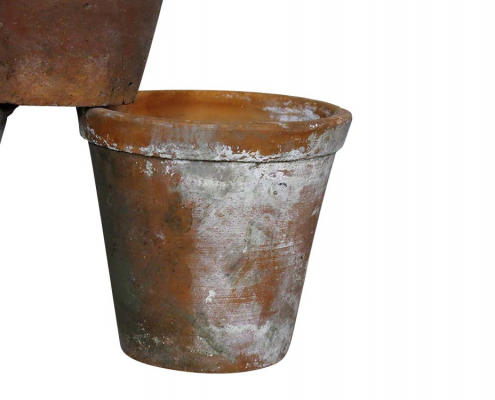 Rustic Terracotta Plant Pots for Hire Scotland