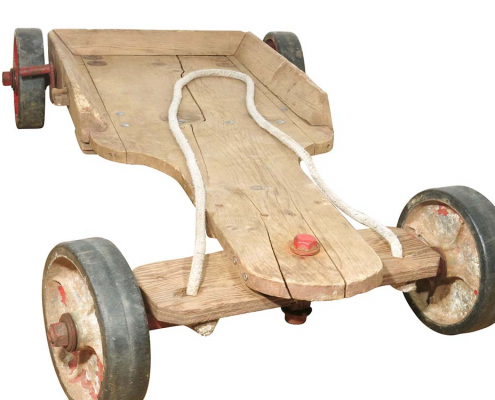 Vintage Go Cart for Hire, Prop, Events