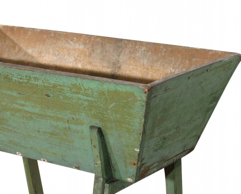Rustic French Grain Trough for Hire