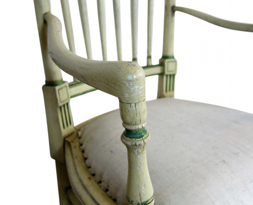 Vintage Belgian armchairs for Hire Scotland