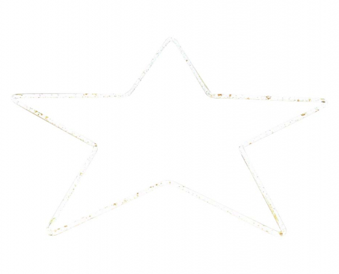 Distressed Metal Stars for Hire Scotland