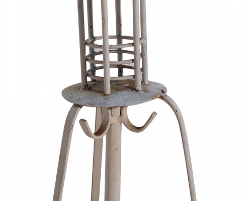 Vintage Wrought Iron Candle Holders for Hire Scotland