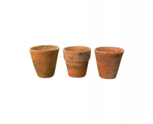 Vintage Terracotta Pots for Hire
