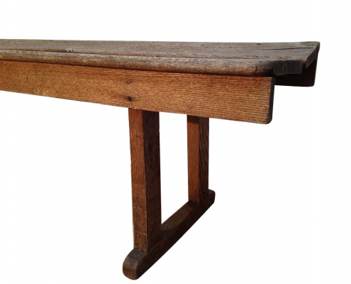Vintage Montrose Bench for Hire