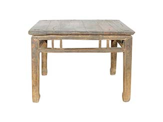 Unique Small Antique Table for Hire