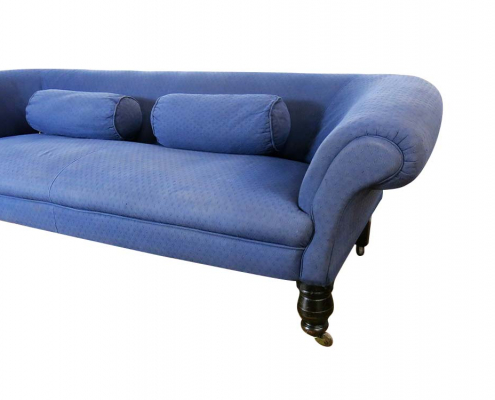 Victorian Fabric Sofa for Hire