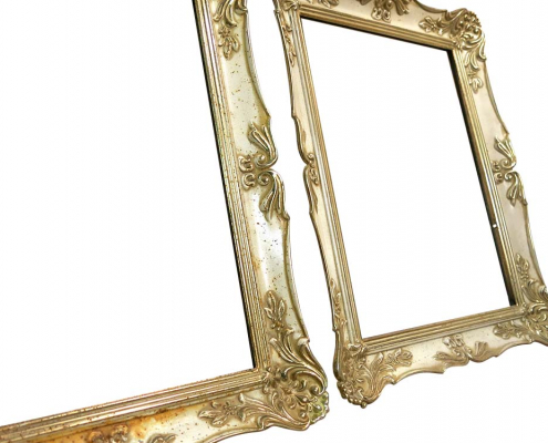 Rusty Picture Frames for Hire