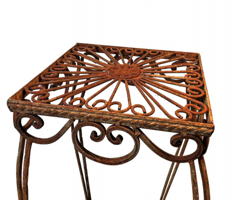 Cast Iron Plant Stands for Hire Scotland