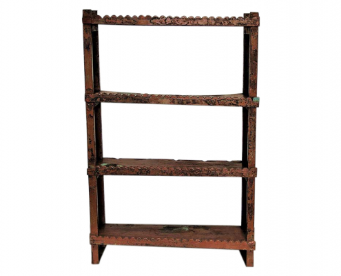 Vintage Teak Shelves for Hire Scotland