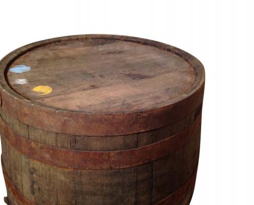 Vintage Whisky Barrels for Hire