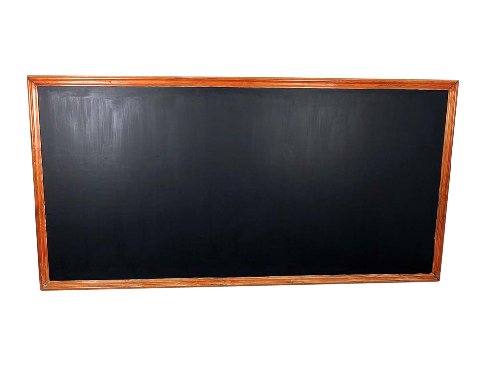 Huge Vintage Blackboard for Hire