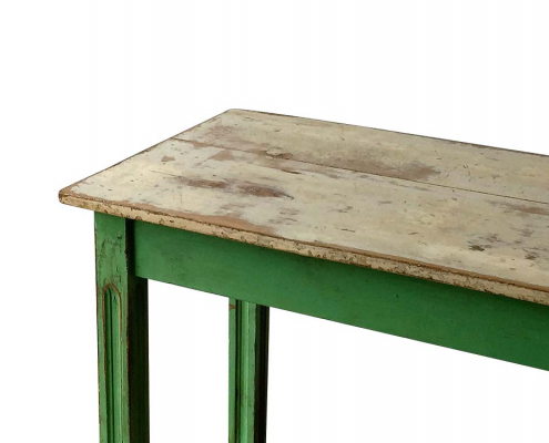 Wooden Table for Hire Scotland
