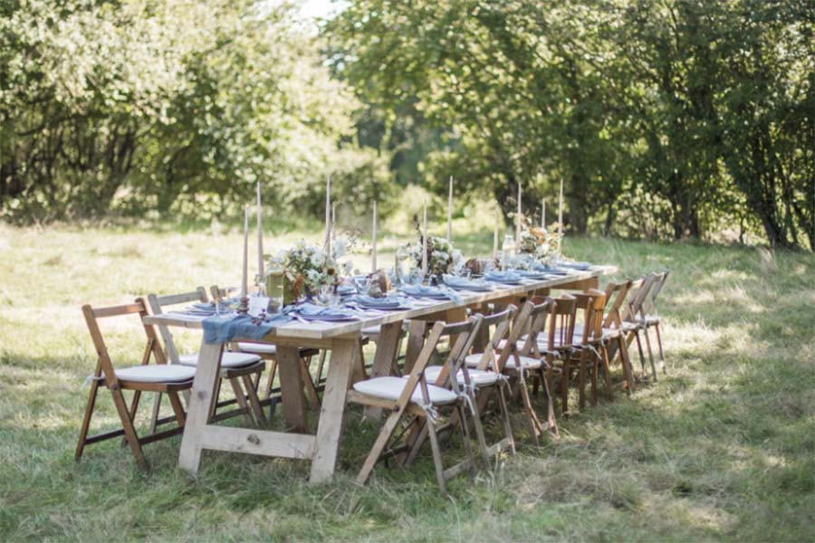 Vintage Event Tables