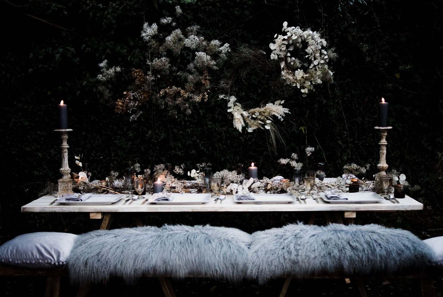 Winter Dinner Party Lookbook