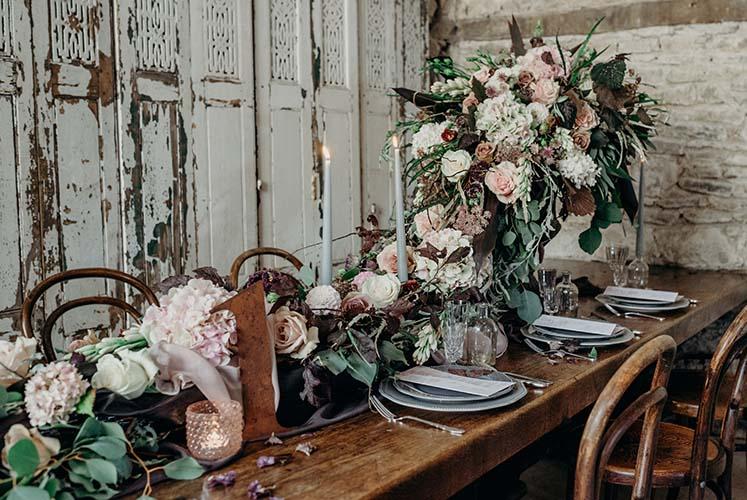 Rustic Elegance Look Book
