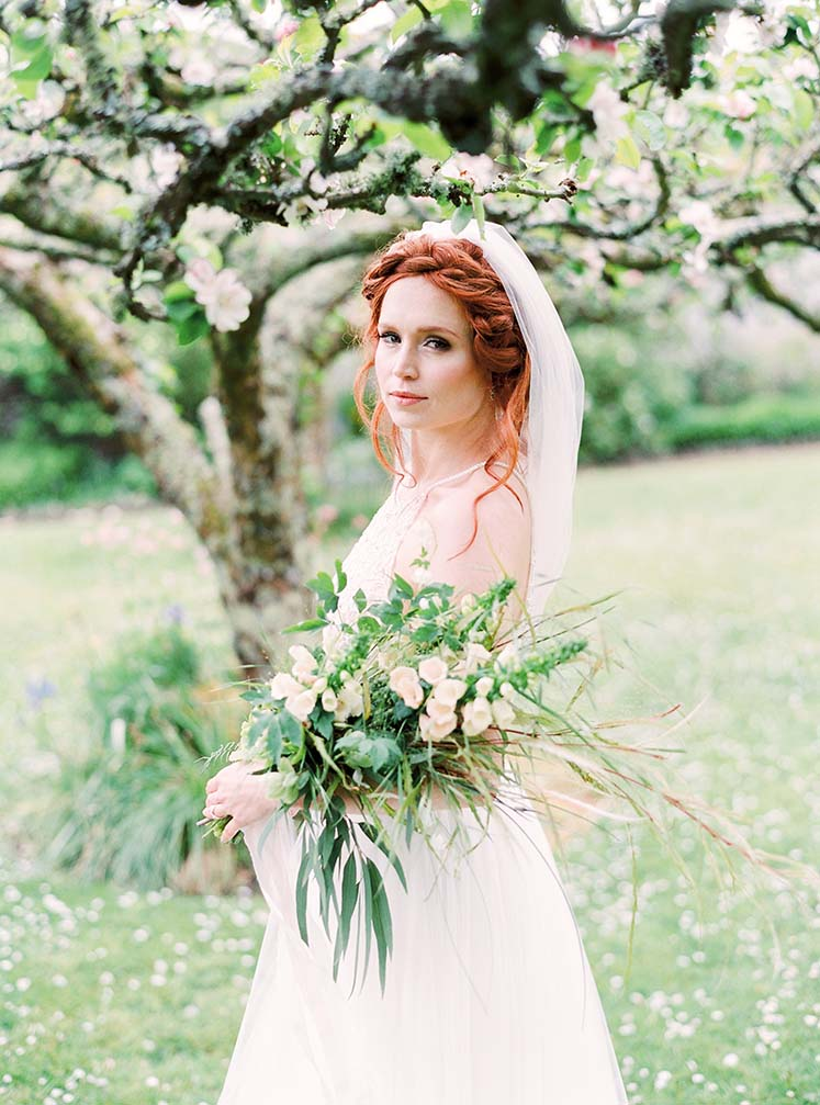 Spring Orchard Look Book