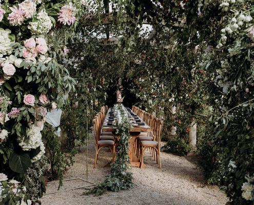 Mediterranean Wedding Furniture Packages