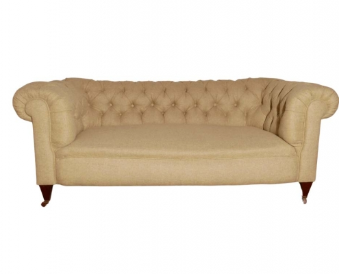 Antique Chesterfield sofa for hire
