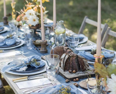 Key trends for styling small but impactful events in 2021